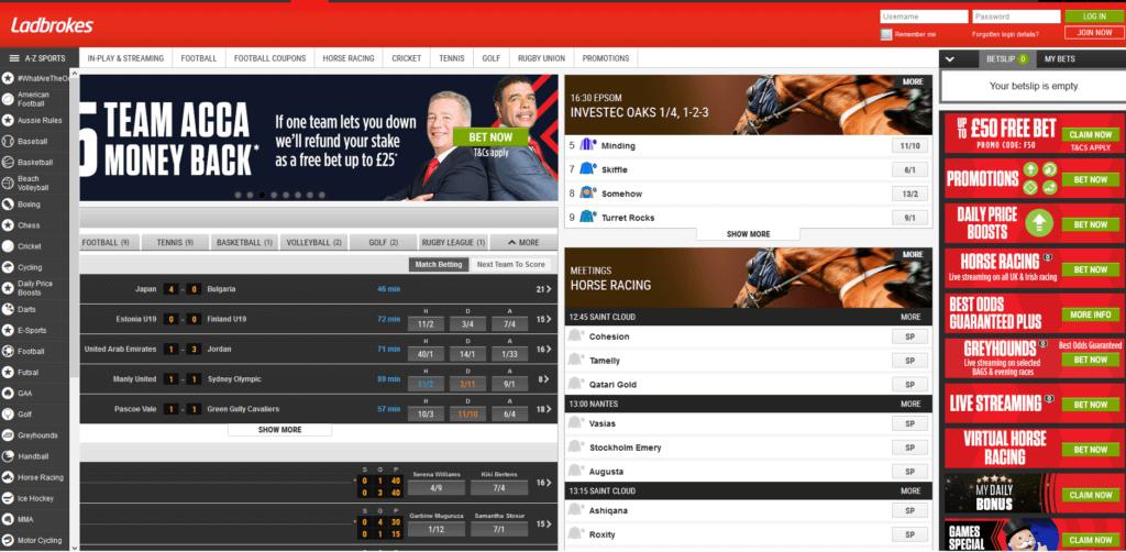 Ladbrokes eSports