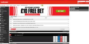 Ladbrokes eSports Betting Exchange