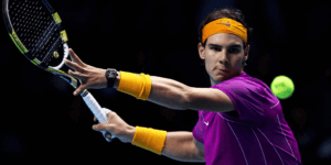 left-handed players have certain advantages over right-handed players in tennis
