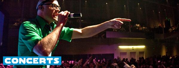 PAX West 2016 concerts