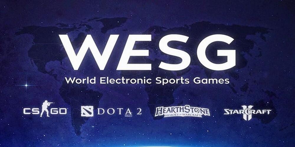 WESG Chinese