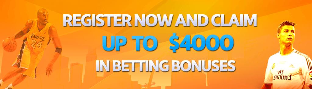 Selling Page Betting Bonuses