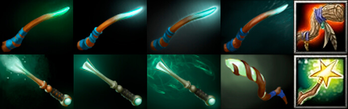 dota 2 early game sustain items magic sticks