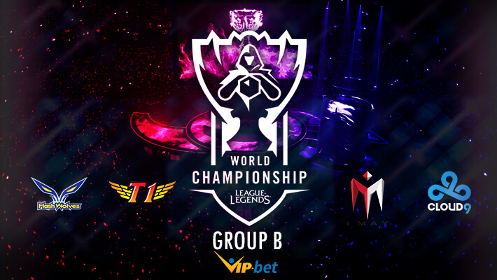 Worlds Betting Tips - Group B