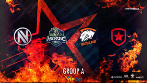 Dreamhack Bucharest 2016 Group
