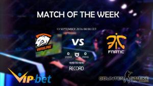 Match of the Week 12-18 September
