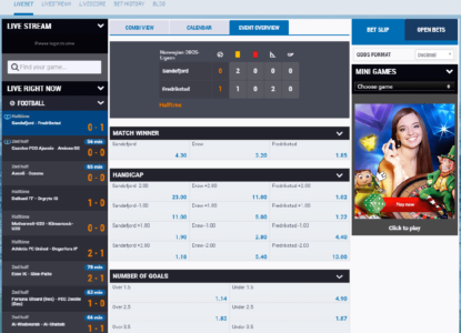 NordicBet eSports Live Betting