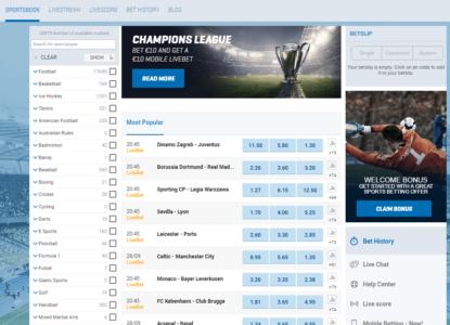 NordicBet eSports Sportsbook