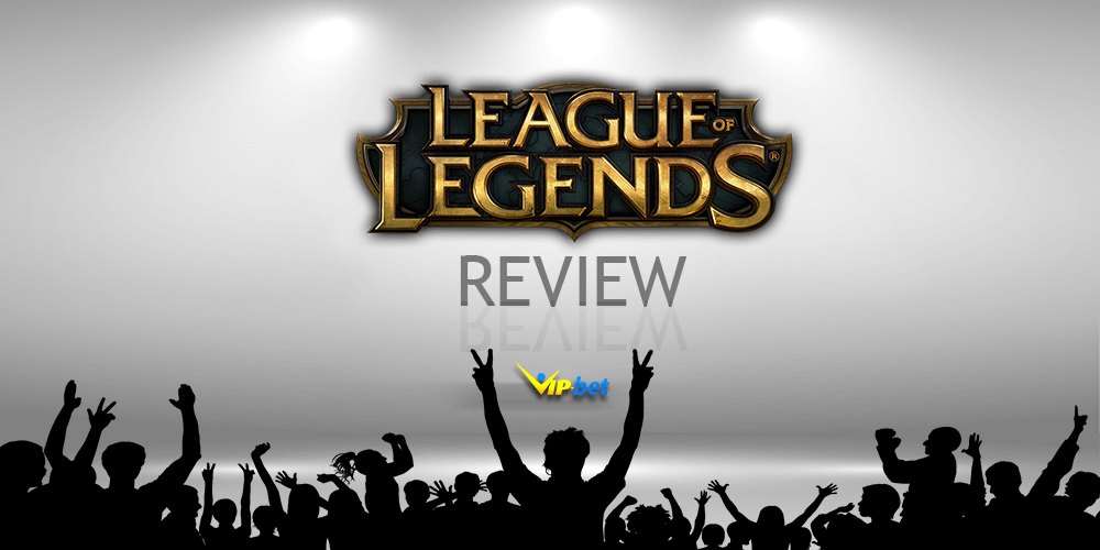 League of Legends game preview Logo