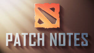 dota 2 patch notes