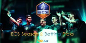ecs season 2 betting tips