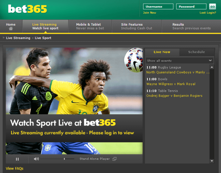 bet365-calender-overview