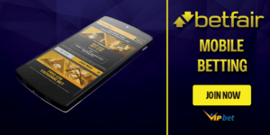 Betfair MOBILE Betting