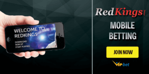 Redkings MOBILE Betting
