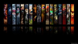 League of Legends Advanced/Pro Strategy champions