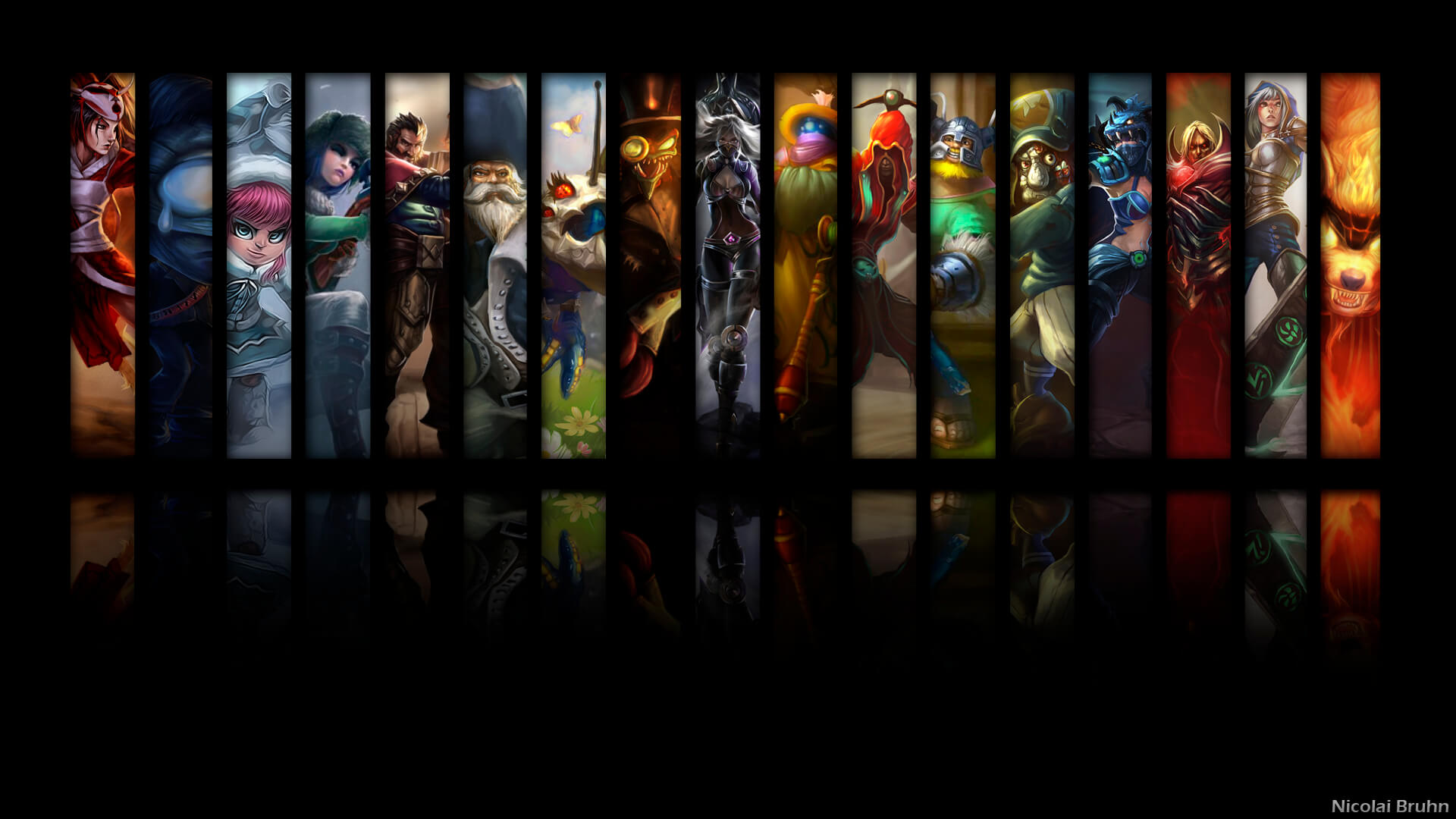 League of Legends Pro Strategy champs