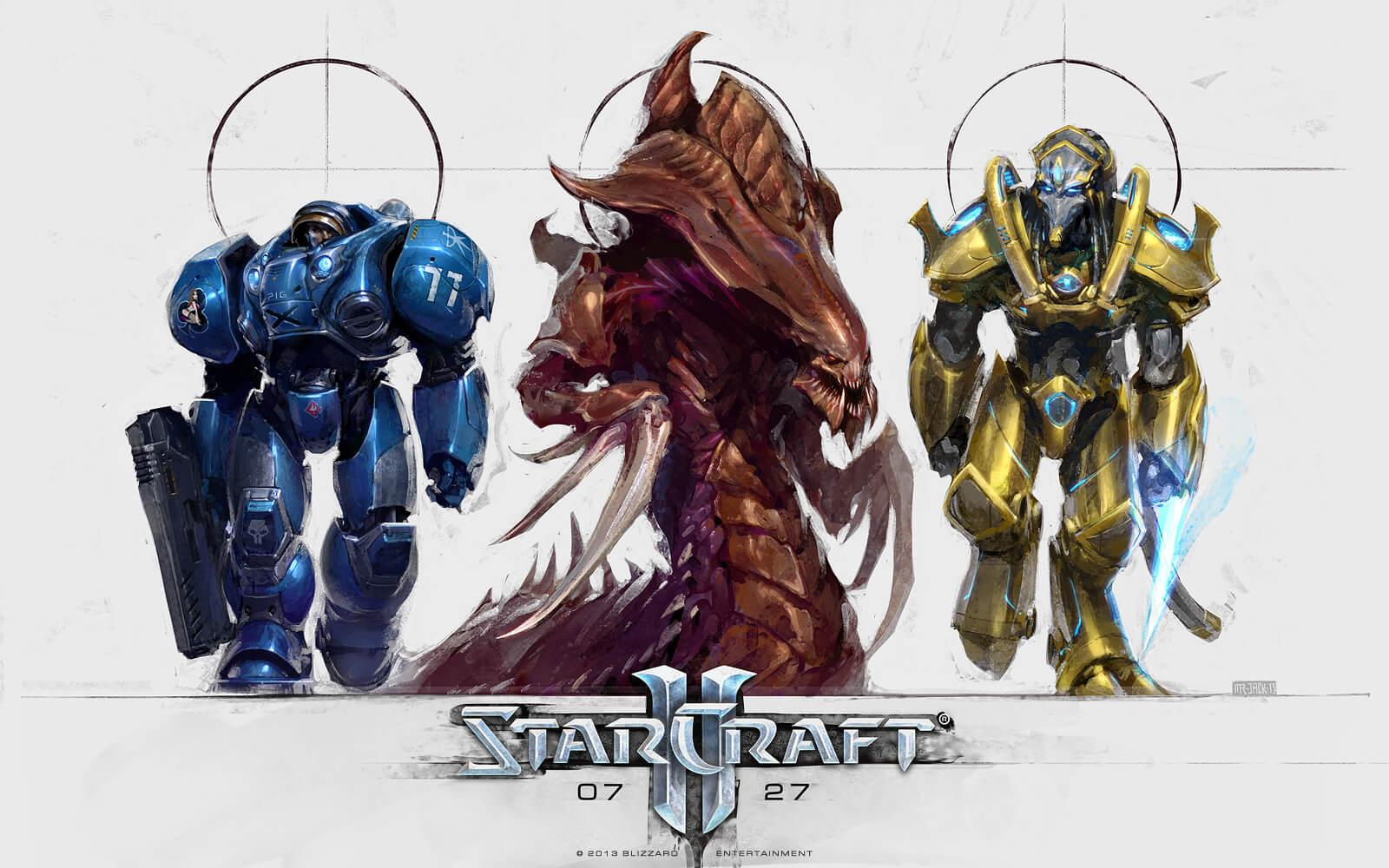 StarCraft 2 Anfänger Strategie