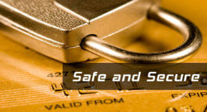 eWallet Security - safe