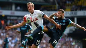 manchester city vs tottenham Harry kane