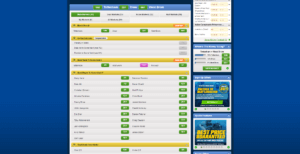 Different Betting Options