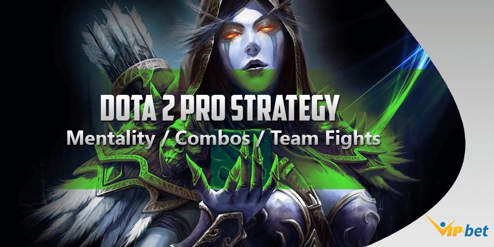Dota 2 Pro Strategy