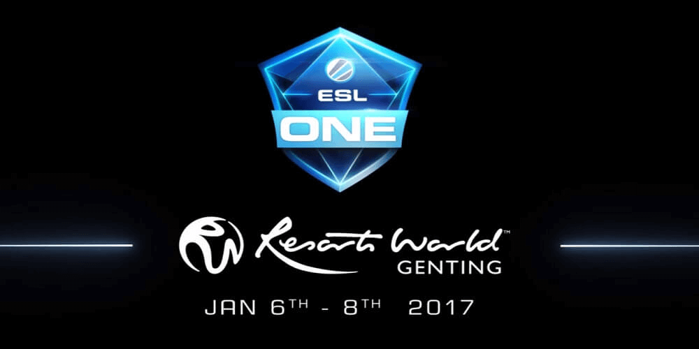 ESL One Genting featured image