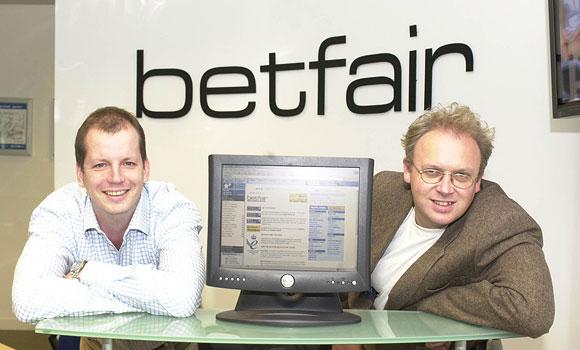 Análisis de Betfair
