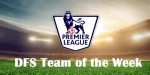 Premier League Fantasy Football Week 25 team of the week