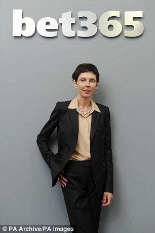 Denise Coates - CEO Bet365