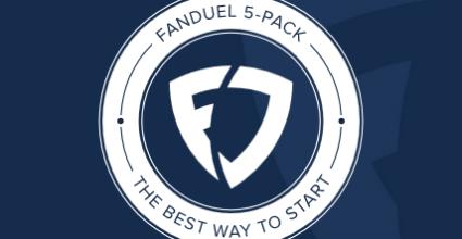 Fanduel 5 Pack