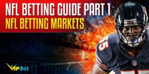 nfl betting markets