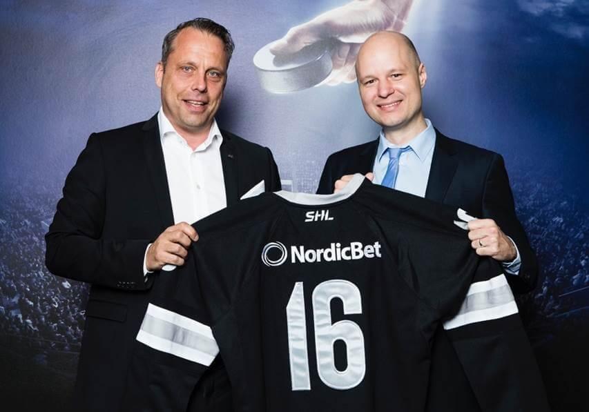 NordicBet SHL Presentation