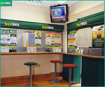 One of bet365's 59 land-based betting shops