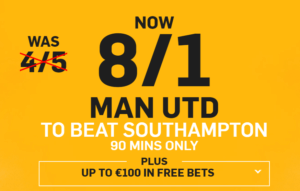 Betfair League Cup Final Betting Promotions
