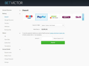 Betvictor How To 3