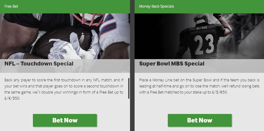 Super Bowl LI Promotions
