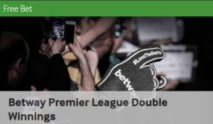 Betway Premier League Double Winnings