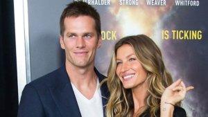 Brady And Wife