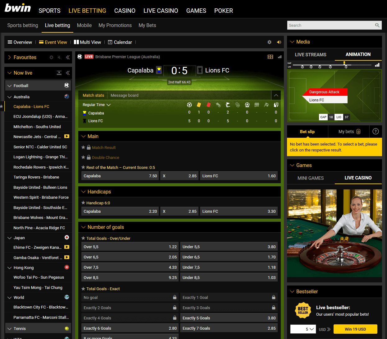 bwin bet tips