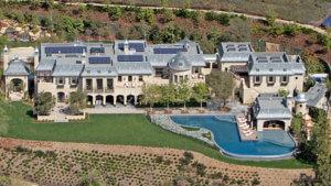 Tom Brady Mansion
