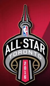 2016 Nba All Star Weekend Logo