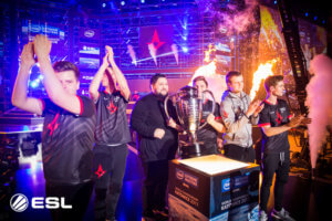 """Astralis Emerge Victorious In """"Counter Strike: Global Offensiv"""