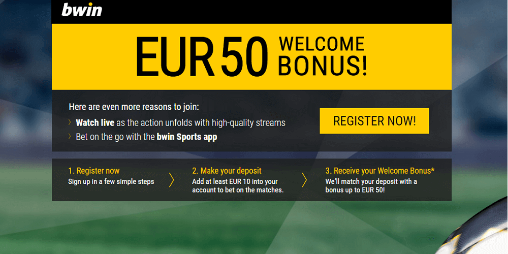 Bonus sign up bwin roulette machine force the zero