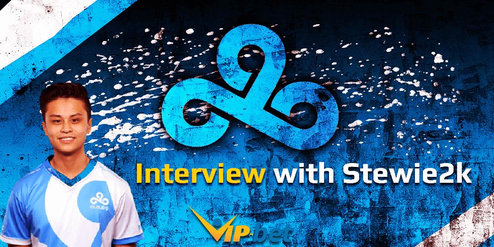 Cloud 9 Stewie2k Interview