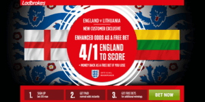 World Cup Qualifier Betting Offers