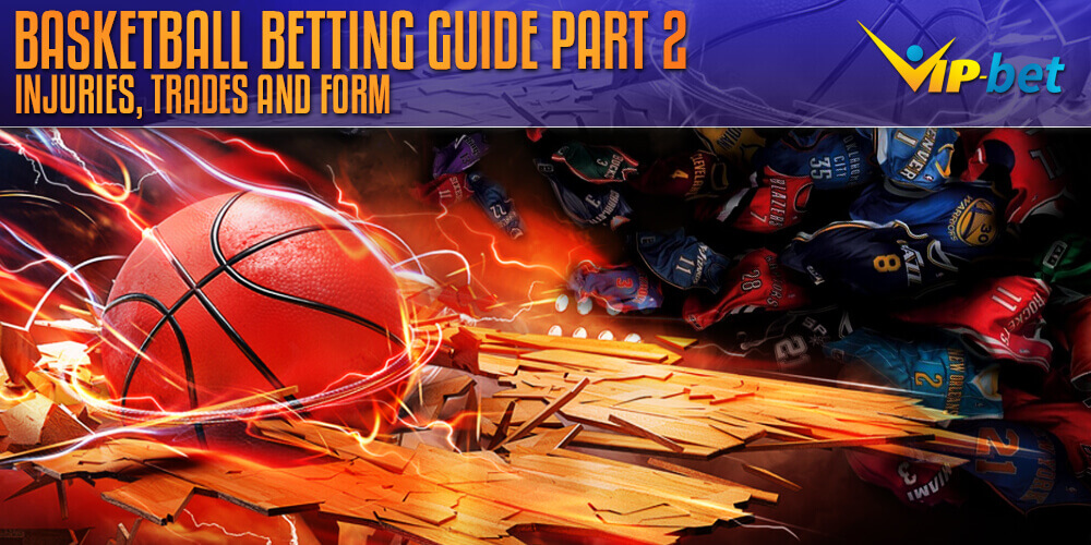 NBA betting factors