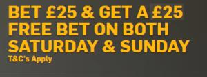 Bet25 Get 25