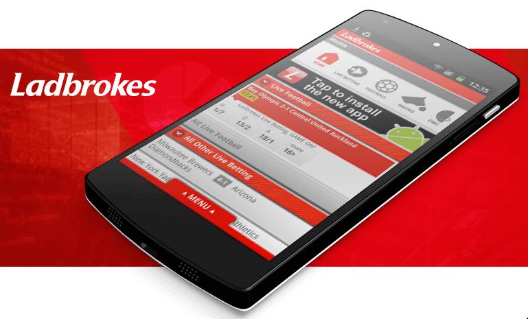 Ladbrokes Mobile