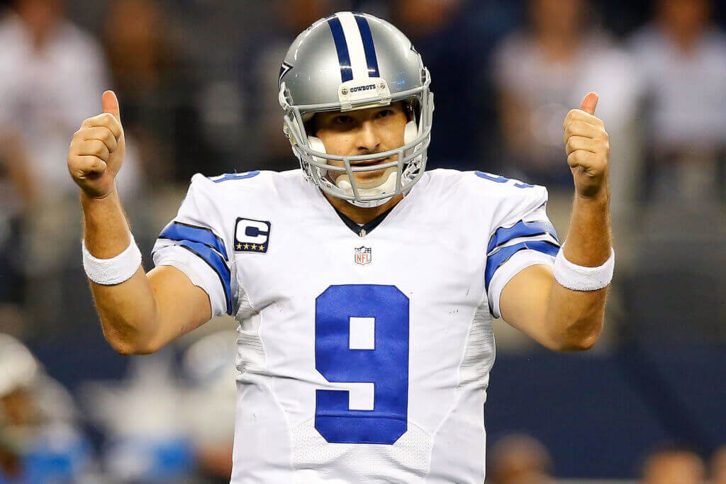 Romo NFL Draft