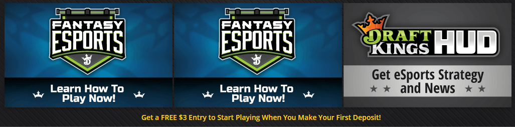 DraftKings Contests Daily Fantasy eSports Guide